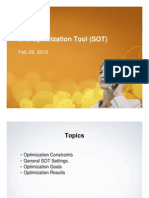 Site Optimization Tool