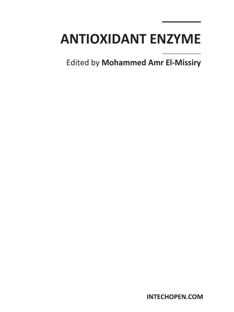 d4c4403ae8 Antioxidant Enzyme