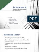 Reliance Life Insurance - Presentation