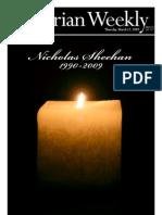 Xaverian Weekly - 117.18