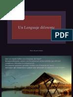 Lenguaje Diferente