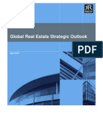 RREEF Real Estate Global Real Estate Strategic Outlook April 2012