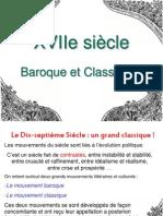 17e Baroque Et Classicisme 2