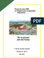 Proyecto Granja 2010 - PIIE