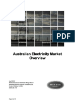 Australian Electricity Market