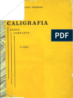 CURSO Caligrafia-Curso Completo Amadeu Sperandio