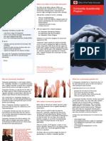 Community Guardianship Brochure 2010
