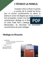 ESTUDIO TÉCNICO DE LA PANELA