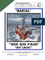 Manual Rig Pass 2011