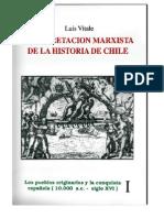 Luis Vitale - Interpretacion Marxista de la Historia de Chile - Tomo I
