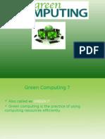 Chandu Green