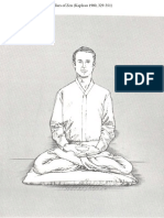 Az ülő meditáció képekben (zazen)