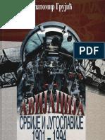 Avijacija Srbije i Jugoslavije 1901-1994