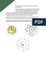 Proceso histórico del desarrollo del modelo atómico-1