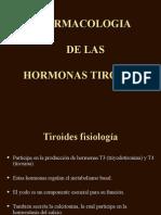 farmacologia tiroidea