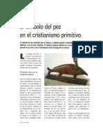 Simbolo Del Pez en El Cristianismo Primitivo