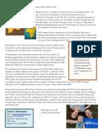 Geyman Update Jan-Mar 2013