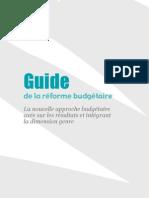 Guide Reforme Budgfr