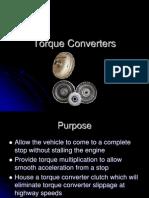 Torque Converters