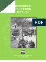 Nonformal Education Manual
