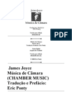 Joyce James Musica de Camara