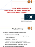 DATA MINING Chapter 1 and 2 Lect Slide