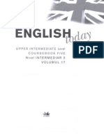 3 Intermediar2 English Today Vol. 17