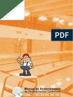 4898589 Manual de Assentamento e Revestimento de Pisos Ceramicos Piscinas