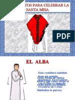 Diapositiva 2 y Taller 2 Ornamentos Liturgicos y Los Colores en Detalle y de Facil ComprensiÓn