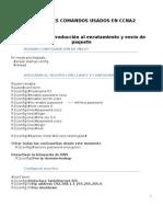 Resumen Comandos CCNA2 - Router(1)