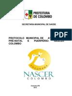 5 Protocolo Municipal de Assit Ncia Ao Pre Natal 2012