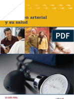 Blood Pressure Health Spanish