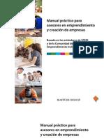 COPIE Manual Practico Para Asesores en Emprendimiento y Creacion de Empresas Web