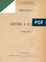 CAMPAÑA A VILLARRICA