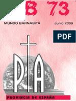 Revista Mundo Barnabita. nº 2  - 2009