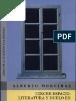 Tercer Espacio Literatura y Duelo en América Latina - Moreiras