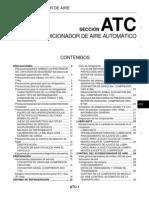 Acondicionador de Aire Automatico Atc