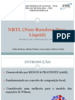 NRTL (Non-Random Two Liquid)