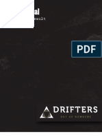 Field Manual - Building Assault - Drifters