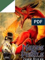 Mazes & Perils RPG Corerules