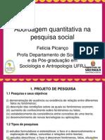 Abordagem Quantitativa Na Pesquisa Social