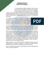 Sintesis Modelo Desarrollo Sostenible