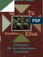 Dinamica de Las Relaciones Humanas - Carlos Valles