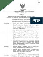 PMK No 31 PMK 02 Th 2013 Tentang Perubahan PMK No 37 PMK 02 Th 2012 Tentang Perubahan Standar Biaya Anggaran Th 2013