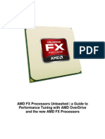 AMD FX Performance Tuning Guide