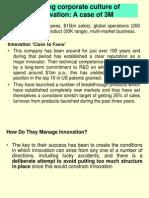 Creating Corporate Ceultur