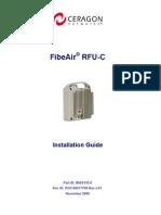 Ceragon FibeAir-IP10 Manual
