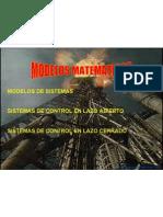 Presentación(MODELOS MATEMATICOS)