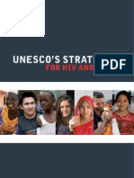 Unesco's Strategy for Hiv and Aids