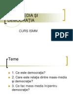 Mass Media Si Democratia
